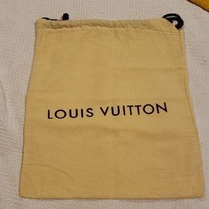 Authentic LV Dust Bag